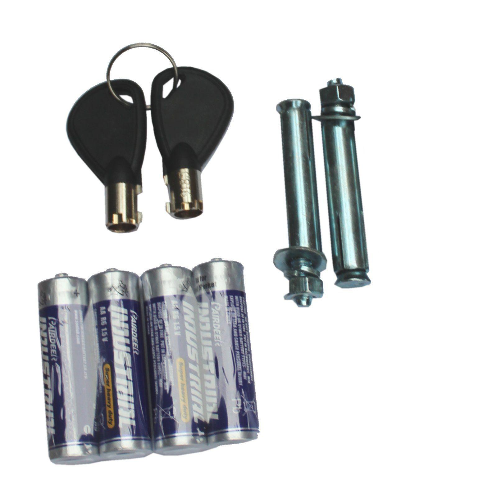 m beltresor digital schl ssel 310x200x200 mm safe tresor wandtresor wandsafe ebay. Black Bedroom Furniture Sets. Home Design Ideas