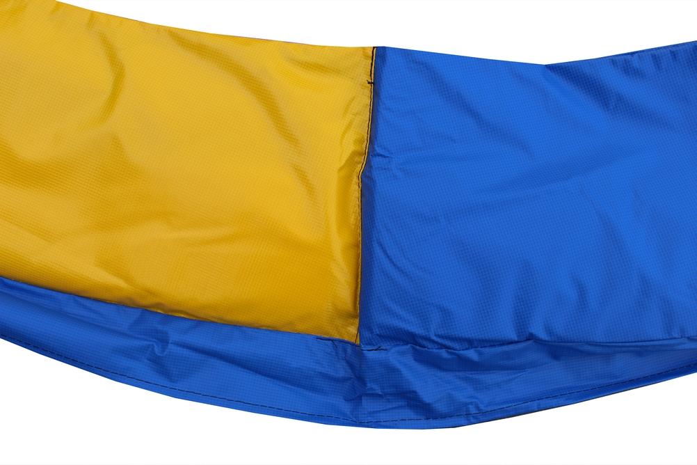 randabdeckung bunt trampolin 305 365 427 396 cm. Black Bedroom Furniture Sets. Home Design Ideas